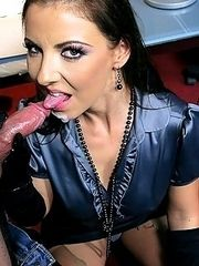 Corporate Cunt Gets Fucked Nice and Hard