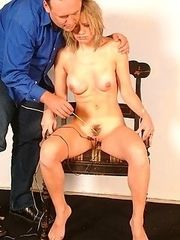 Ballerina in BDSM
