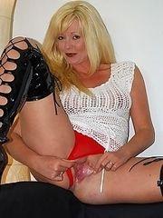 British street slut strips