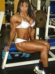 Women's bodybuilding and fitness - 100% original.