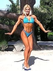 Female muscles,flexy bodies for beauty lovers.