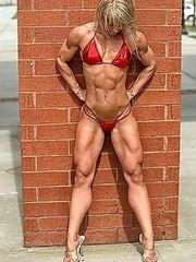 Female bodybuilders,powerlifters,fitness girls.