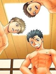 Sexiest gay anime guys fucking