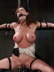 Christina Carter<br> Machine fucked and tortured.