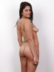 An exquisite piece for lovers of exotic beauty! Lucie looks like a Bollywood movie star. Despite her striking likeness to Scheherazade,the princess of Orient,she is still single. She039s got a gorgeous body,a perfect ass and she can shag three times a day
