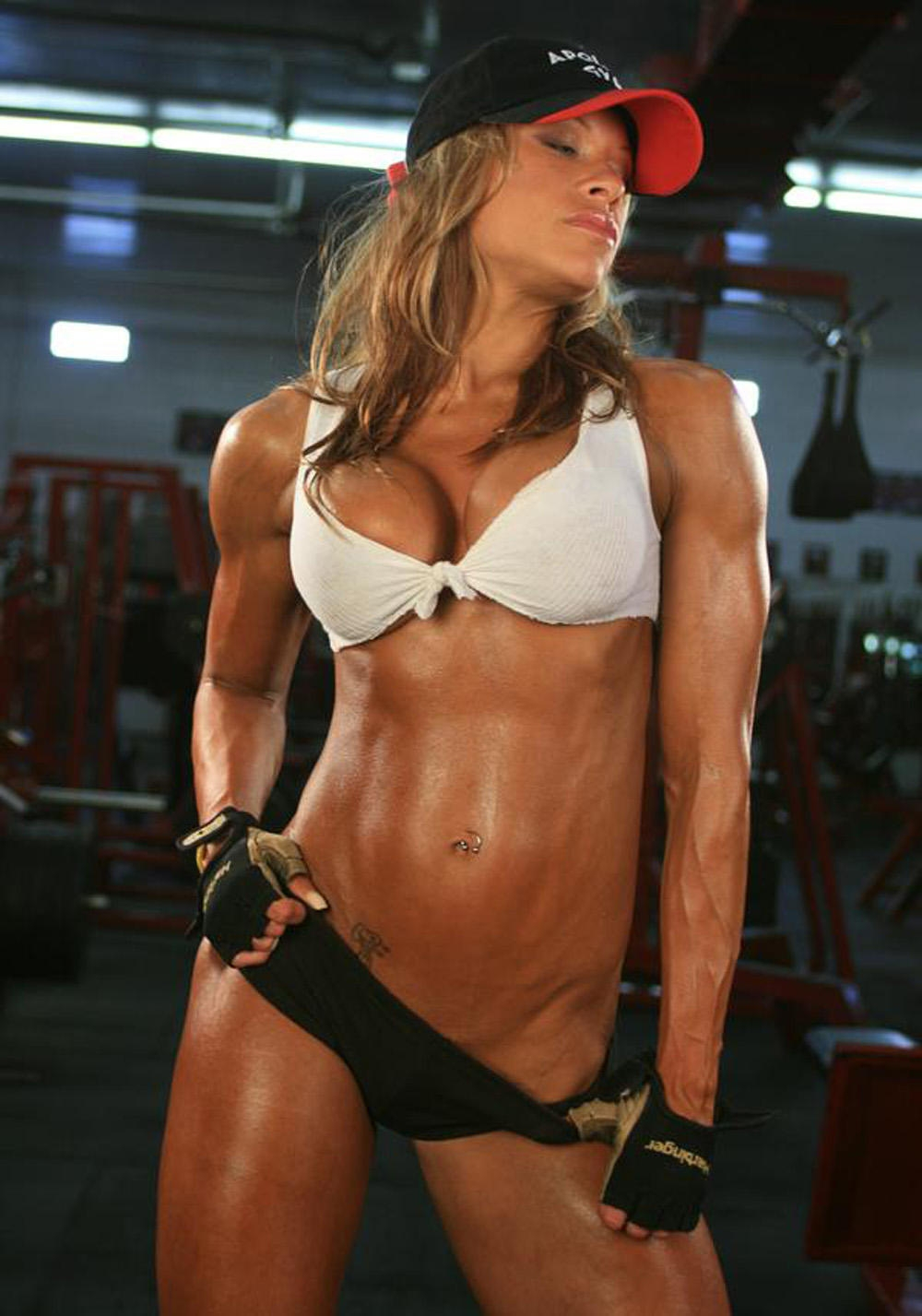 Muscle women foto hentai pictures