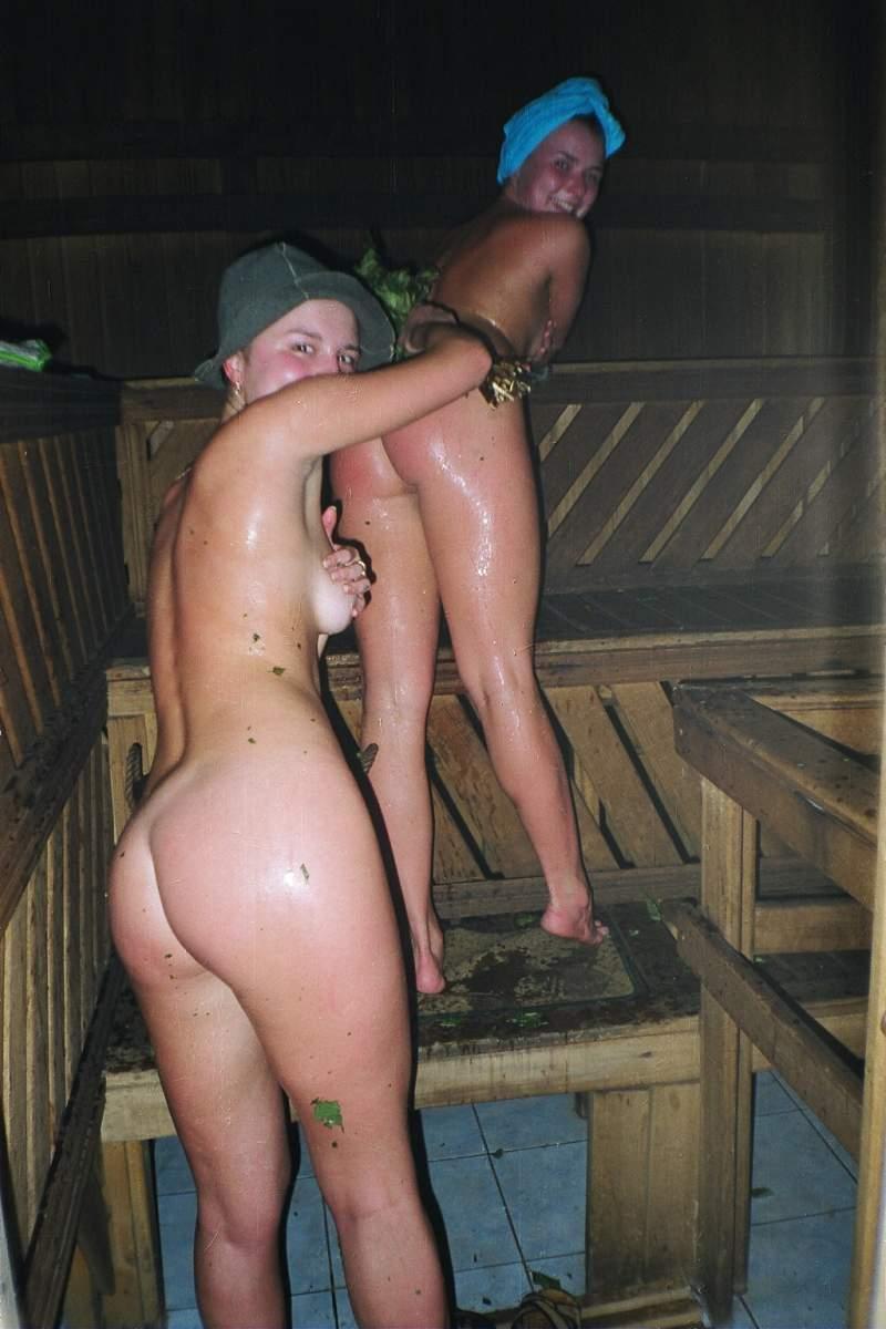 Русские тёлки в бане 6 фотография