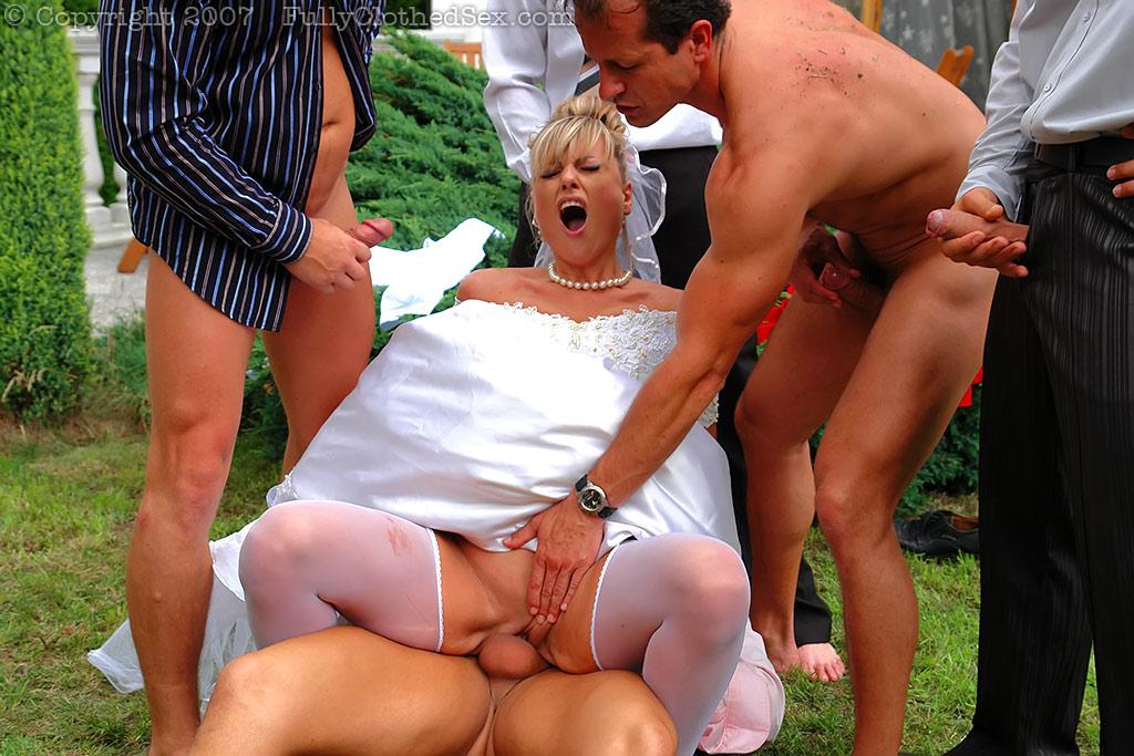 секс порно невеста